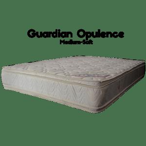 Guardian Opulence Medium-Soft Waterproof mattress