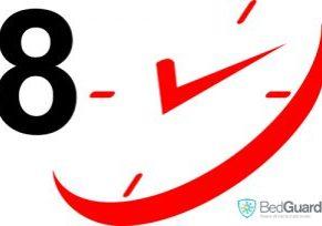 Coping with sleep deprivation - 8 hours sleep