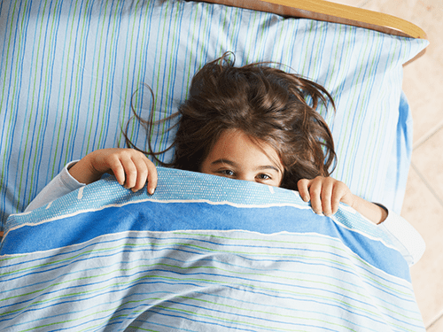 How to free your child from bed wetting anxiety