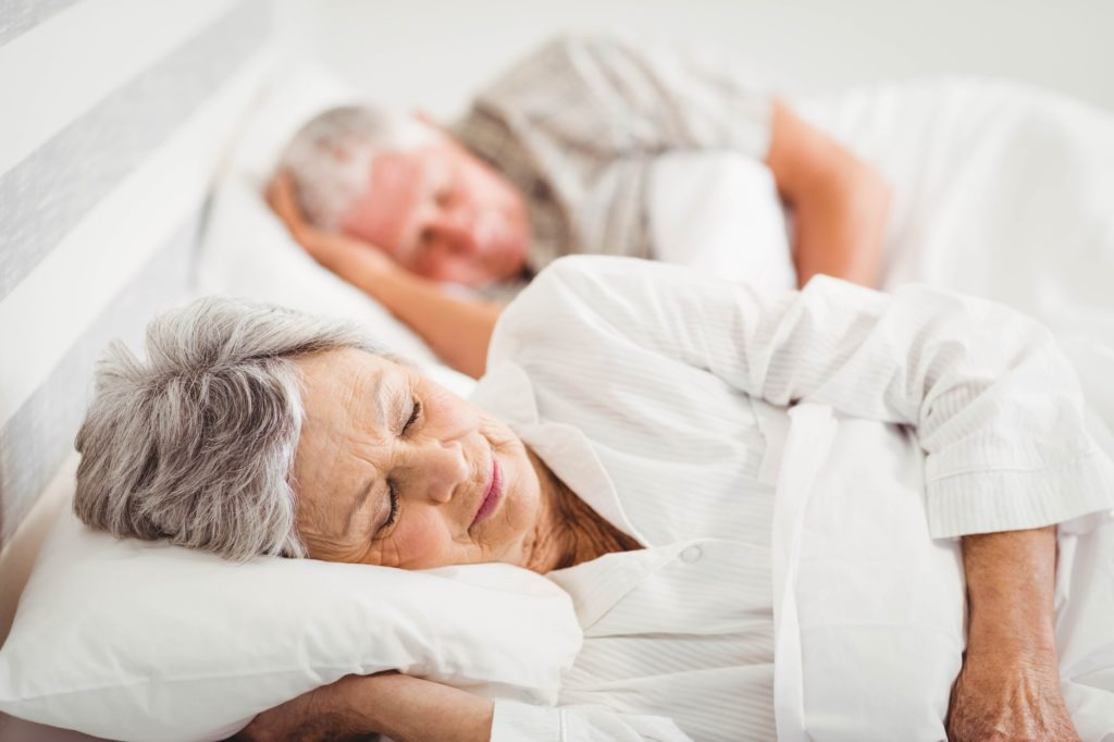 Common sleep problems in the elderly