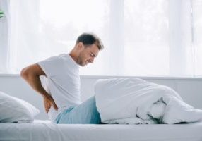 How to sleep with pain